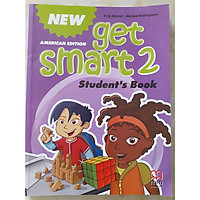 MM Publications: Sách học tiếng Anh - New Get Smart 2 Student's Book ( American Edition )