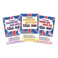 Combo Sách Tự Học Đột Phá Tiếng Anh
