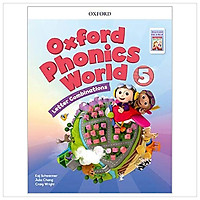 Oxford Phonics World Refresh 5 Students Book Pack