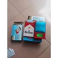 Cân điện tử mini giả bao thuốc lá 200g/0.01g
