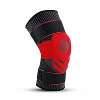 D.O.T Miếng đệm bảo vệ đầu gối dành cho thể thao Nẹp đầu gối chỉnh hình cho bệnh viêm khớp Bộ phận hỗ trợ khớp gối chỉnh hình
