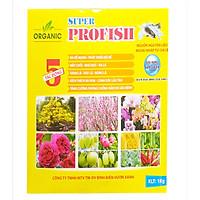 Phân cá hữu cơ - Super Profish - Nhập khẩu Chi Lê (hộp 1kg) - Hòa tan 100%, rải gốc hoặc tưới cây đều được