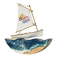 Tranh Thuyền Lucky PIC C250 A005.P6