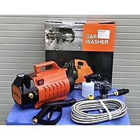 Máy xịt rửa xe cao cấp có điều chỉnh áp KENMAX KM230 2000W, hàng chính hãng