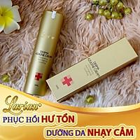 Kem phục hồi dưỡng ẩm cho da nhạy cảm Larian+ Derma Azulene Cream