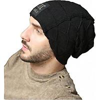 Mũ len trùm tai thời trang nam / nữ