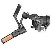 Tay cầm chống rung Feiyu gimbal AK2000C kèm báng tay cầm Feiyu Versatile Arm - Hàng chính hãng
