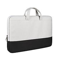 Mới Xách Tay Chống Nước Với Bên Trong Ngăn Đựng Laptop 13.3 14 15.6 Inch Lưng Cho Macbook M1 Xiaomi Cặp