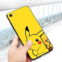 Ốp điện thoại dành cho máy Oppo A71 - Pikachu MS ACTDA003