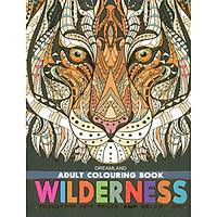 Sách Tô Màu Người Lớn - THẾ GIỚI TỰ NHIÊN: Tô Màu Cho Cuộc Sống Bình Yên Và Thư Giãn (Adult Colouring Book -Wilderness: Colouring For Peace And Relaxation)