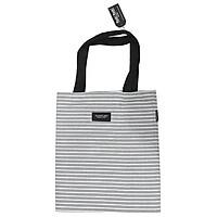 Túi Vải Sọc Ngang Moshi 022 - Màu Xám