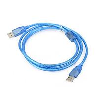 Dây USB 2 đầu đực 2.0 dài 1.5m