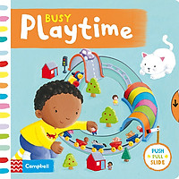 Cambell Fush Full Slide Series: Busy Playtime