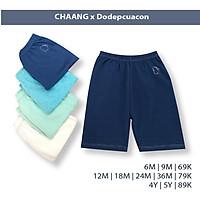 BST Đồng Giá CHAANG Hè 2021 - Quần Cộc Cho Bé Trai, Sắc Màu Biển Xanh - Quần áo trẻ em sơ sinh đến 5 tuổi chính hãng