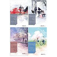 Combo 3 tiểu thuyết cực phẩm của Diệp Lạc Vô Tâm: Sói Và Dương Cầm (2 Tập) + Chờ Em Lớn Nhé Được Không? + Nụ Hôn Của Sói (tái bản)