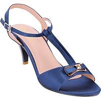 Giày Sandal Nữ Cao Gót Huy Hoàng HT7053 - Xanh