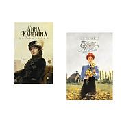 Combo 2 cuốn sách: Anna Karenina  tập 1 + Anne tóc đỏ làng Avonlea
