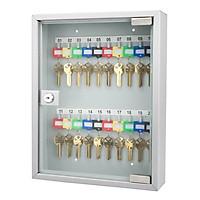 Tủ chìa khóa vị trí BARSKA 20 có cửa kính CB12952 - Hàng chính hãng
