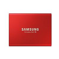 Ổ Cứng Di Động Gắn Ngoài SSD Samsung T5 500GB USB Type C 3.1 MU-PA500B/AM - Xuất Xứ Korea - Hàng Nhập Khẩu
