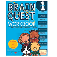 Braint Quest WorkBook - 1