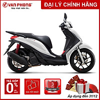 [CHỈ GIAO TẠI HẢI PHÒNG] - Xe máy Piaggio - Medley S - 125cc - Phanh ABS - Động cơ Iget