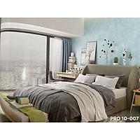 Giấy dán tường Hàn Quốc PRO decor phòng khách phòng ngủ siêu xinh khổ 1.06 x 15.6m