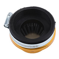 58mm Yellow Air Filter Adapter Fit 49cc-80cc 2-strokes ATV,Dirt Pit Bike