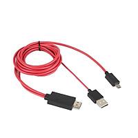 Cáp HDMI MHL Cho Điện Thoại Android (màu ngẫu nhiên)