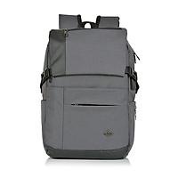 Ba Lô Laptop 754 Xám Chì - BLLT754-15 XAMCHI