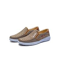 Giày Lười Vải Nam Phong Cách 2019 Pettino KL03 - Màu Vàng