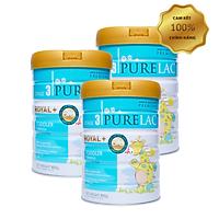 Combo 3 Sữa bột PureLac 3 800g nhập khẩu New Zealand