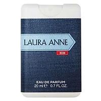 Nước Hoa Nam Laura Anne Blue (20ml)