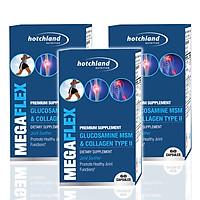 Combo 3 Thực phẩm bảo vệ sức khỏe: MegaFlex Joint Soother