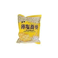 Bánh soda kiều mạch Chiao-E 252g (túi phẳng)