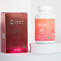Thực Phẩm Bảo Vệ Sức Khỏe Queen Herblux - Hỗ Trợ Cải Thiện Các Biểu Hiện Do Thiếu Hụt Nội Tiết Tố Nữ, Hỗ Trợ Giúp Da Căng Mịn Và Làm Đẹp Da