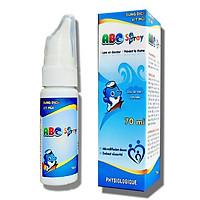 Dung dịch xịt mũi kháng viêm - ABC spray