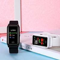 Đồng hồ Thông minh Lắp sim Gọi điện thoại, Xem tin nhắn SMS, nhắc nhở Vận động   AMA Watch DS66 Chống nước Dành cho Học sinh THCS, THPT và Người lớn Hàng nhập khẩu