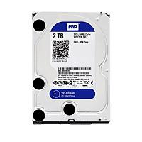 Ổ Cứng HDD WD Blue™ 2TB/64MB/5400/3.5  - WD20EZRZ - Hàng chính hãng