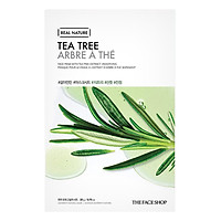 Mặt Nạ Giấy The Face Shop Real Nature Tea Tree Face Mask 32500526 (20g)