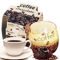 Ly nến thơm tinh dầu Bartek Coffe 100g QT024477 - cà phê hạt mộc (giao mẫu ngẫu nhiên)