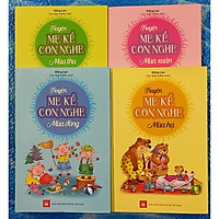 Combo 4 cuốn Truyện mẹ kể con nghe ( mùa xuân,mùa hạ,mùa thu,mùa đông)