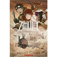 Amulet Book 3 : The Cloud Searchers (Graphic Novel)
