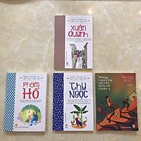 combo 4 cuốn Những truyện ngắn hay viết cho thiếu nhi: Xuân Quỳnh, Phạm Hổ, Châu Á, Thy Ngọc