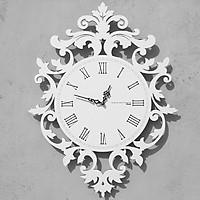 Đồng hồ treo tường trang trí nhà cửa phong cách Cổ Điển - nhập bên Hàn Quốc, cảm kết chính hãng