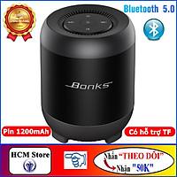 Loa Bluetooth Bonks Q33 Âm Vòm 6D Siêu BASS Âm Thanh HiFi, Pin TRÂU 1200mAh Sử Dụng Lên Đến 20h - Hàng Chính Hãng