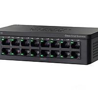 Thiết bị kết nối Cisco Chuyển mạch Ethernet nhanh 16 cổng Cisco SF95D-16 - Hàng chính hãng