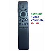 ĐIỀU KHIỂN TIVI SAMSUNG SMART CONG IR-1316 NĂM 2020 DÒNG KHÔNG GIỌNG NÓI VÀO MẠNG INTERNET