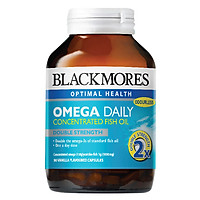 Thực Phẩm Chức Năng Blackmores Omega Daily Concentrated Fish Oil