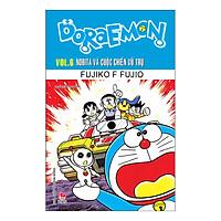 Sách - Doraemon Truyện Dài - Tập 6 - Nobita và cuộc chiến vũ trụ