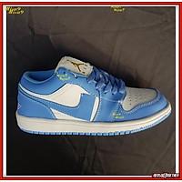 ️Sắn️ Giày bóng rổ Jorđan 1 màu Xám cao cấp fulbilbox